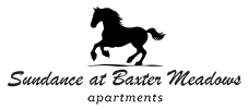 Baxter Apartments Logo