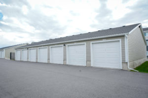 Baxter Meadows Garages