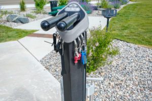 Baxter Meadows Apartment Bike Station